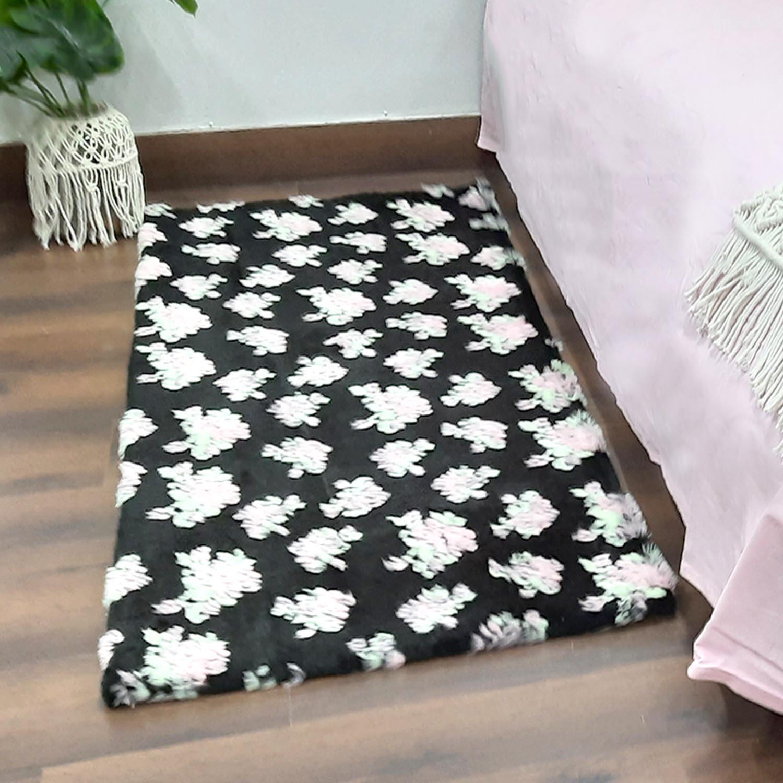 Fur Carpet for Bedroom